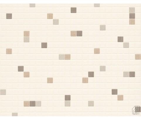 Tapeta 6077 20 Płytki Mozaika Beżowa O Rety Tapety