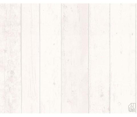 Tapeta 8550-46 Białe Deski