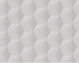 Tapeta 9625-51 Beżowe Wzory 3D