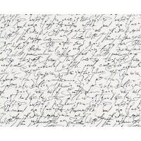 Tapeta 9448-25 Ręczne Napisy