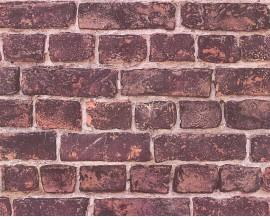 Tapeta 30682-1 Klasyczne Czerwone Cegły
