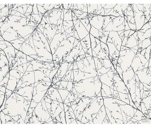 Tapeta 3050-73 Czarne Gałęzie