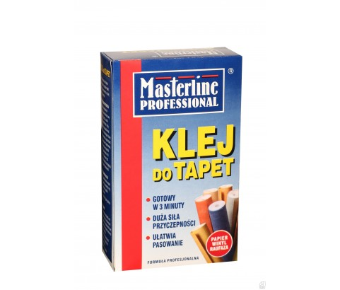 Klej do tapet Masterline 200 g