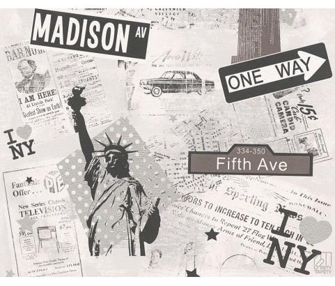 Tapeta 9362-51 Nowy Jork