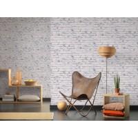 Tapeta 9078-37 Szare cegły