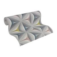 Tapeta 9604-22 Graficzne Wzory 3D