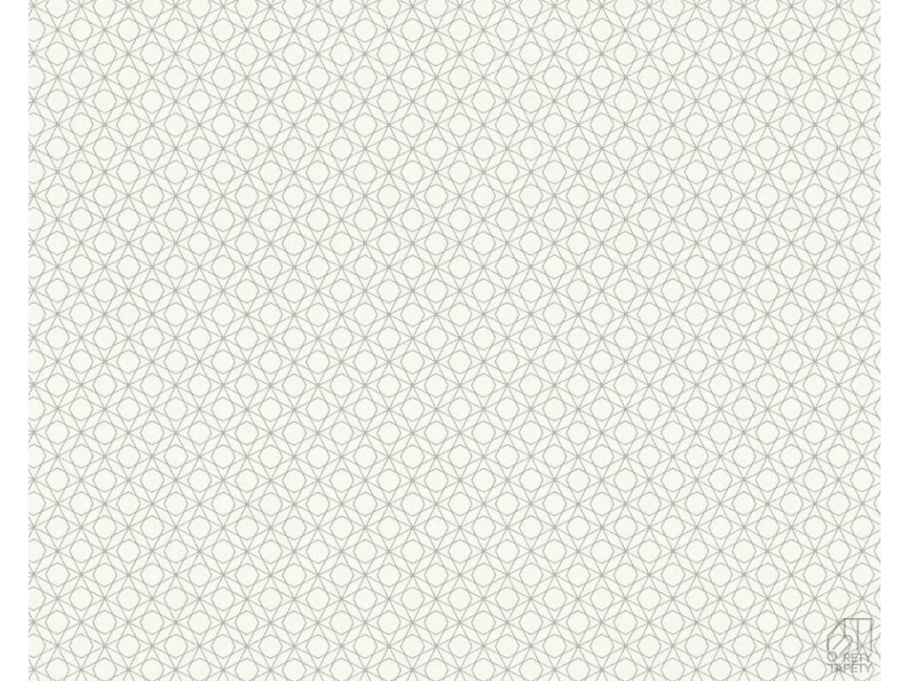 Tapeta 35117-3 Srebrne Drobne Wzory - O Rety Tapety