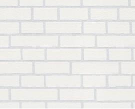 Tapeta 2453-11 Biała Cegła