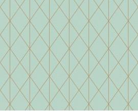 Tapeta 36575-2 Miętowa Mozaika