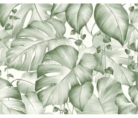 Tapeta 36627-2 Zielona Dżungla