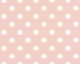 Tapeta 36934-3 Białe Grochy