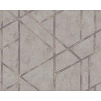 Tapeta 36928-2 Szare Graficzne Wzory