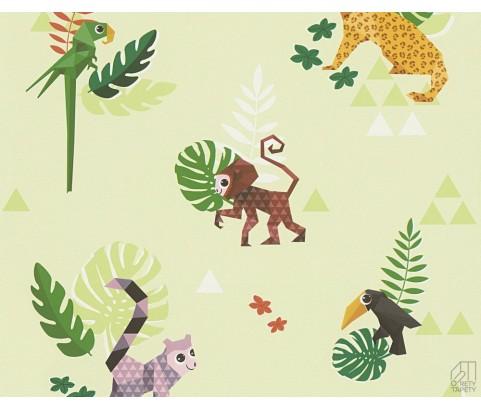 Tapeta 3030-33 Zwierzęta