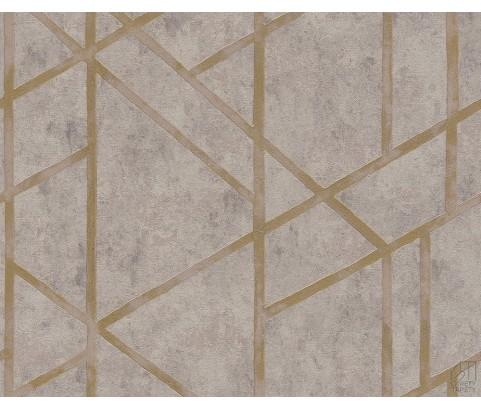 Tapeta 36928-3 Złote Graficzne Wzory