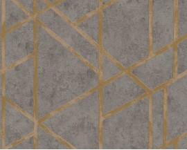 Tapeta 36928-1 Złote Graficzne Wzory