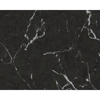 Tapeta ścienna 37855-2 Czarny Marmur