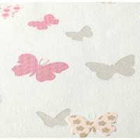 Tapeta 36933-2 Różowe Motylki