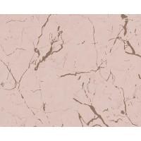 Tapeta ścienna 37855-4 Różowy Marmur