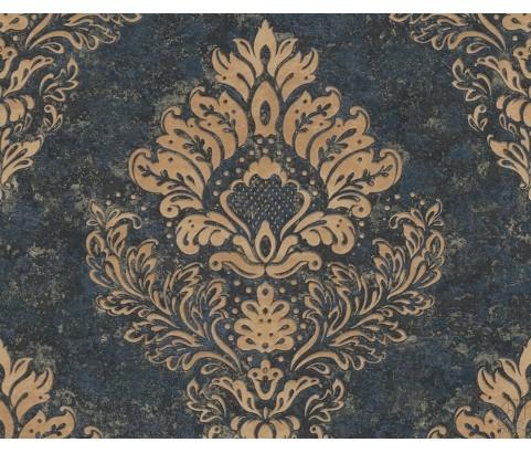 Tapeta 37901-2 Granatowy Ornament