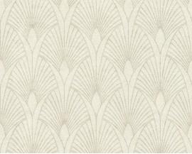 Tapeta 37427-5 Kremowe wzory Art Deco