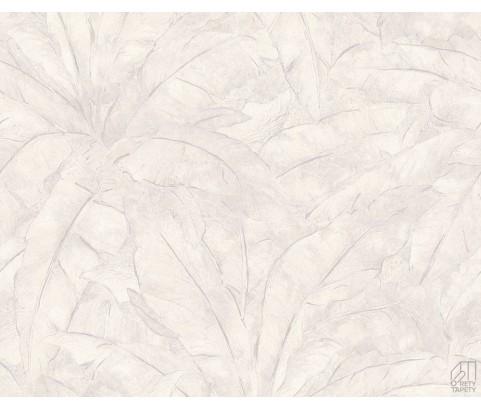 Tapeta 36927-4 Białe liście