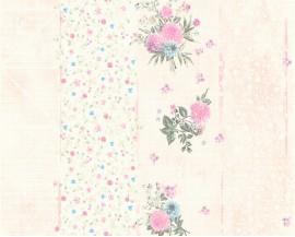 Tapeta 35878-1 Angielskie kwiaty