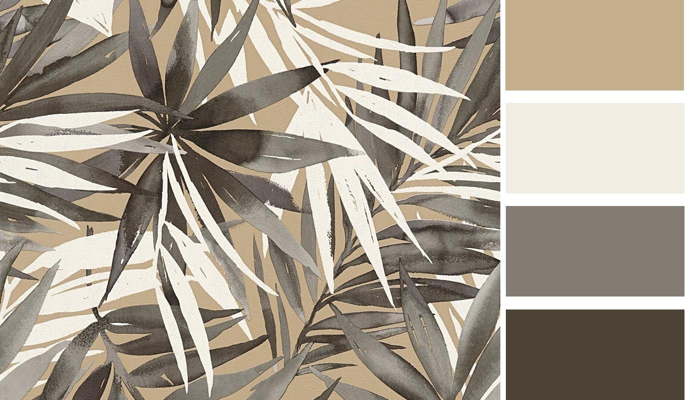 Jak Dobrać Kolor ścian Do Tapety
