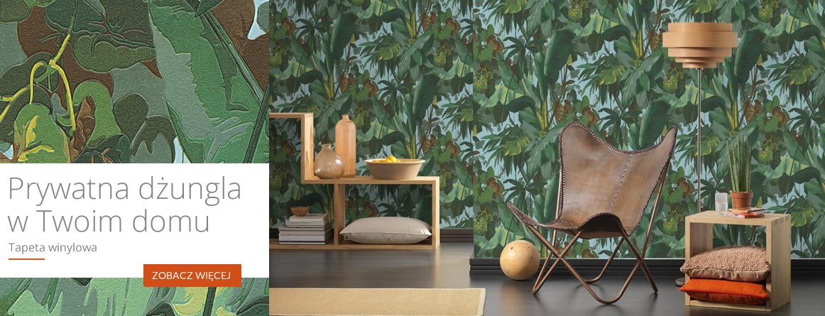 Prywatna dżungla w Twoim domu